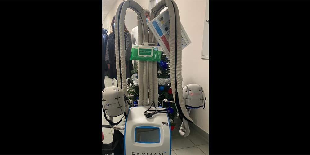 Casco Refrigerante Chemioteratia