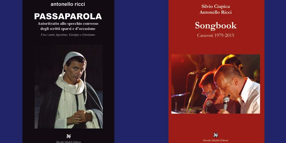 Libri Antonello Ricci