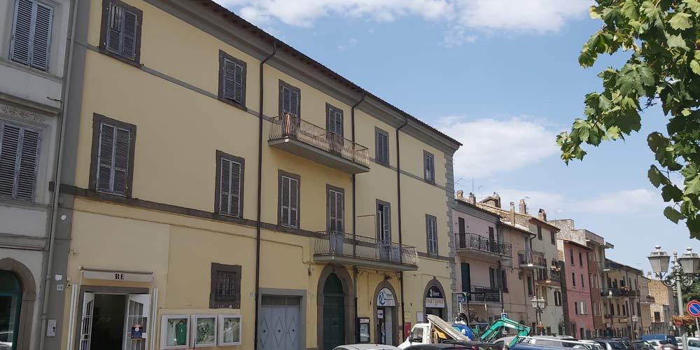 Palazzo Cavicchioni Vetralla