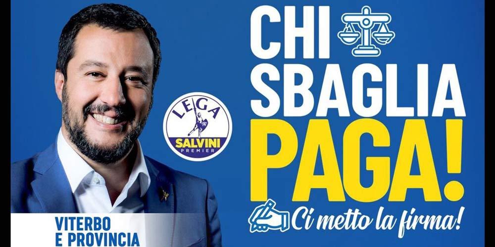 Salvini-Giustizia