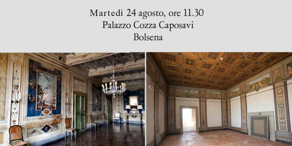 Palazzo Cozza abbraccia Palazzo Doebbing