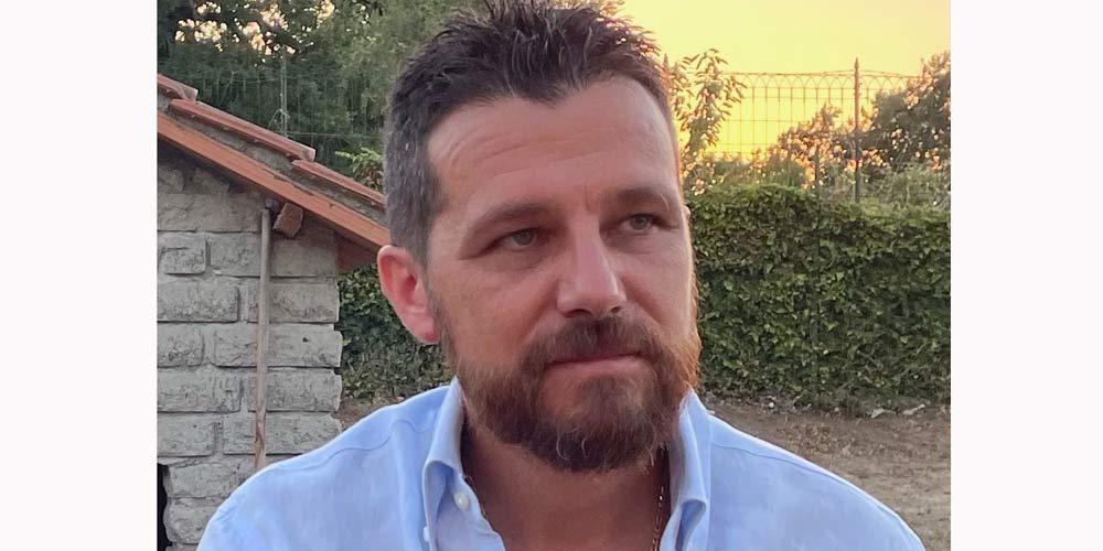 Federico Cruciani. Assessore Urbanistica, Lavori Pubblici e Ambiente del Comune di Vitorchiano
