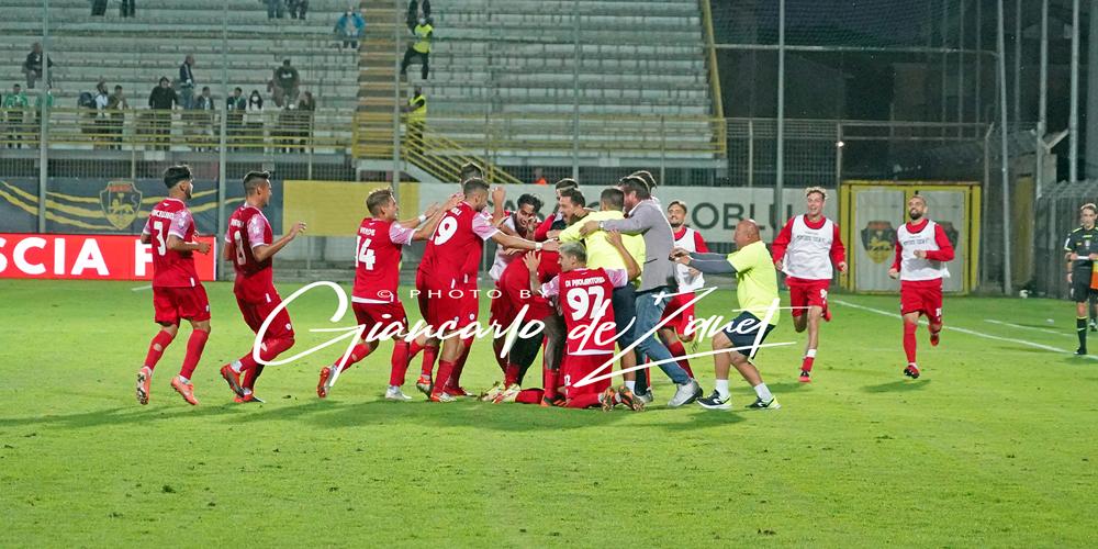 Monterosi, tre punti in casa contro l'Avellino