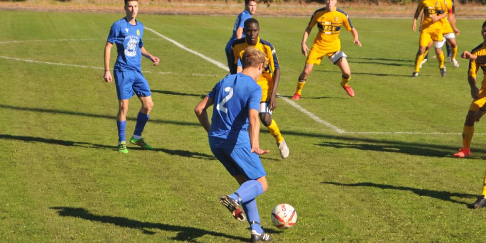 Montefiascone-Urbe-Tevere 1-1
