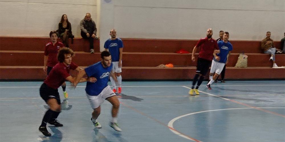 Viterbo, sconfitto lo Sporting Club Thule da un ottimo Real Civita Castellana